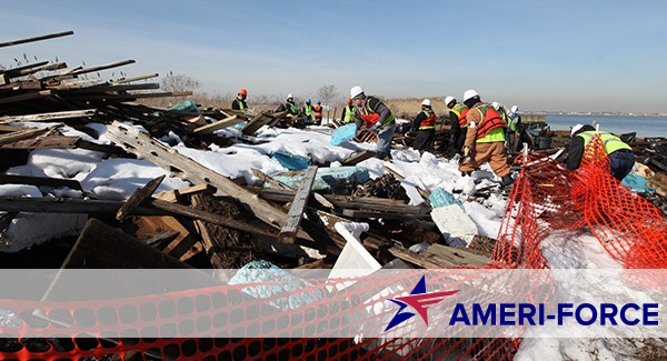 Disaster Response Staffing by Ameri-Force
