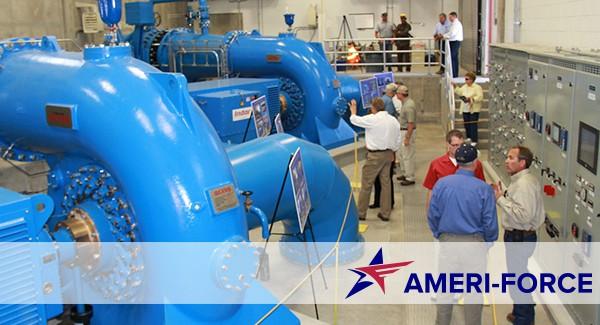 Energy & Utilities Staffing by Ameri-Force